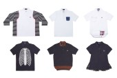 Fred Perry 60th Anniversary Collaborations for Dover Street Market Ginza