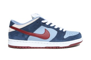 "FTC x Nike SB ""Finally"" Dunk Low Pro"