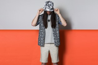 "Garbstore 2013 Spring/Summer ""Scale: English Summer Part 2″ Lookbook"