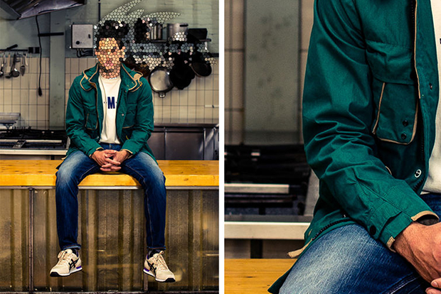 get baked with freshcottons lookbook featuring stussy and chef misha sukyas