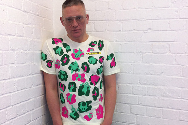 from high fashion to video games giles deacon for luigis mansion ii
