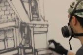 "Gorey & PAL Crew ""PALINGENESIS"" @ Klughaus Preview | Video"
