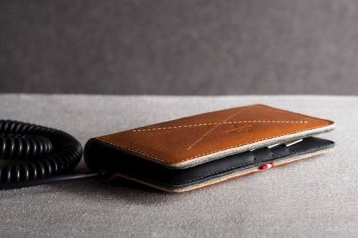 hard graft Mighty Phone Fold Wallet