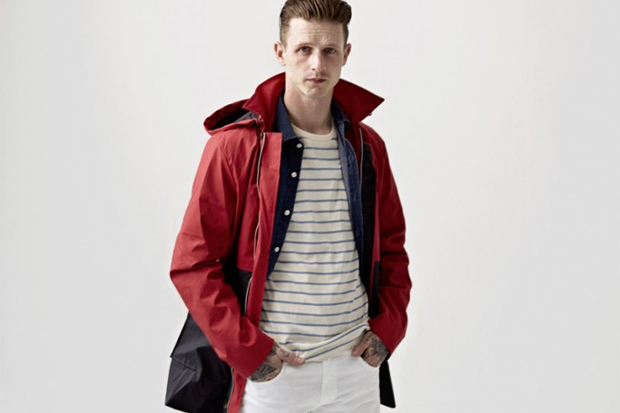 Hentsch Man 2013 Spring/Summer Lookbook