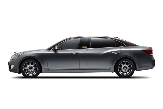 Hermes x Hyundai Limited Edition Equus Concept