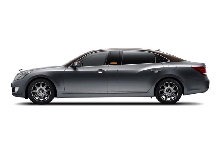 Hermes x Hyundai Limited Edition Equus Concept