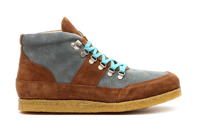 Hombre Nino x nonnative Crepe Sole Boots