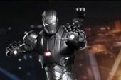 Hot Toys 'Iron Man 3' 1/6 War Machine Mark II Collectible Figure