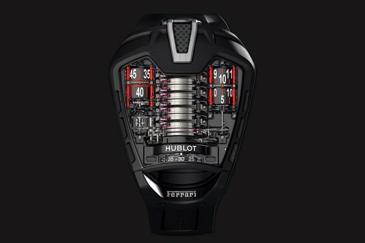 Hublot Masterpiece MP-05 LaFerrari Watch