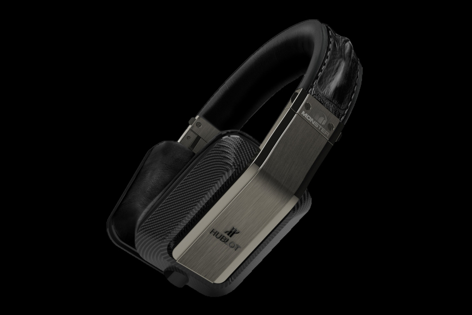 "Hublot x Monster ""Inspiration Hublot"" Luxury Headphones"