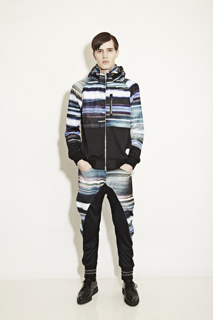 hummel J 2013 Fall/Winter Lookbook