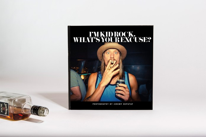 'I'm Kid Rock, What's Your Excuse?' Book by Jeremy Deputat