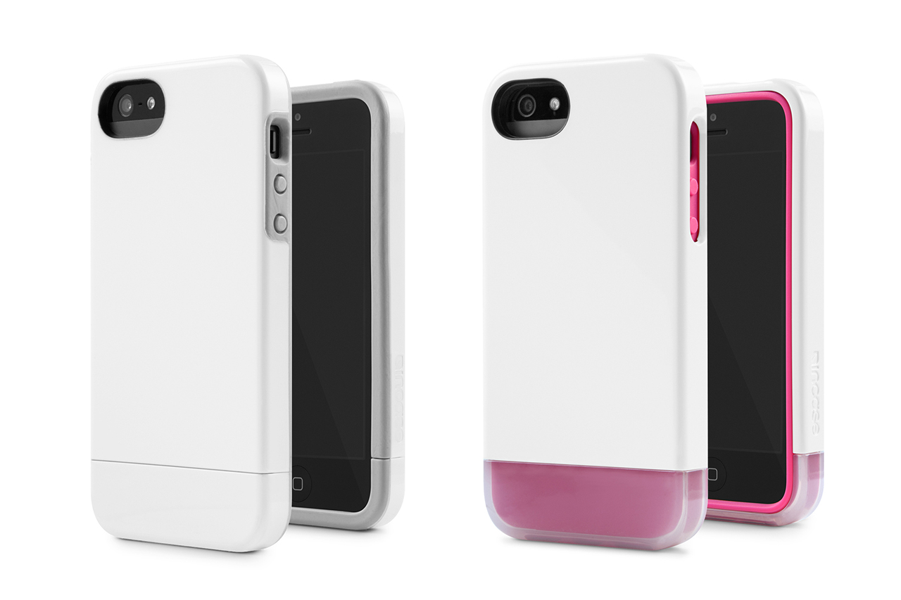 Incase Meta and Shock Sliders for the iPhone 5