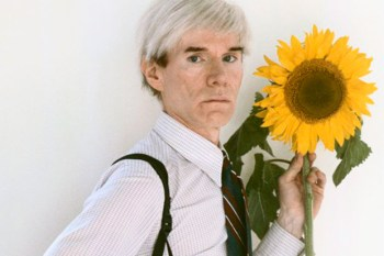"""""""Lost Then Found"""" - An Exhibition of Andy Warhol Portraits by Steve Wood"""