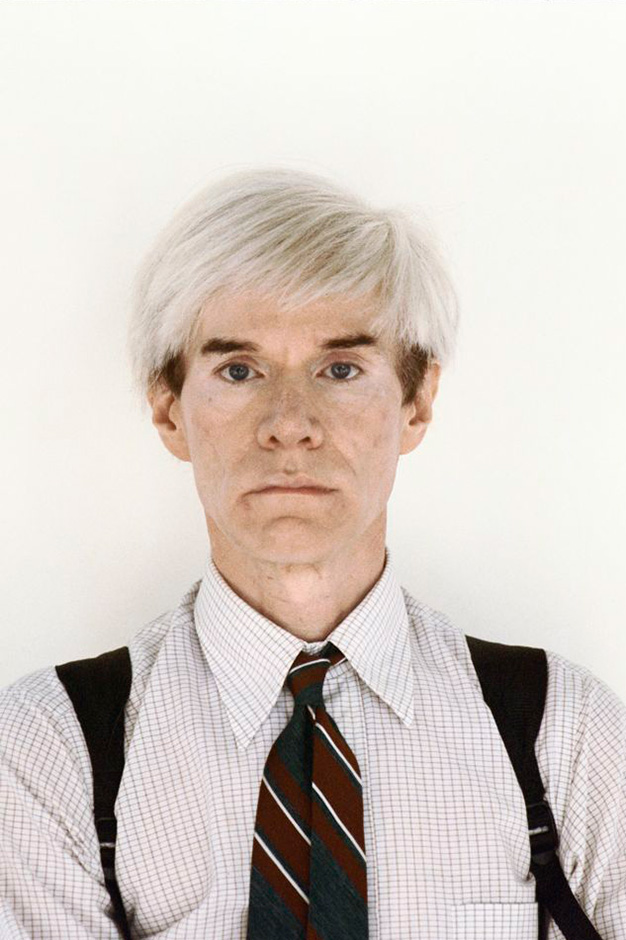 """Lost Then Found"" - An Exhibition of Andy Warhol Portraits by Steve Wood"