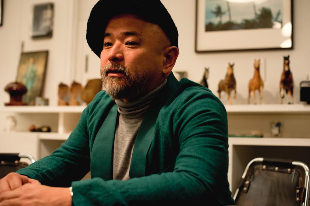 interview with takashi kumagai
