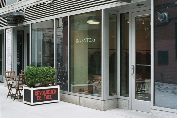 Inventory Opens a New Store in New York City