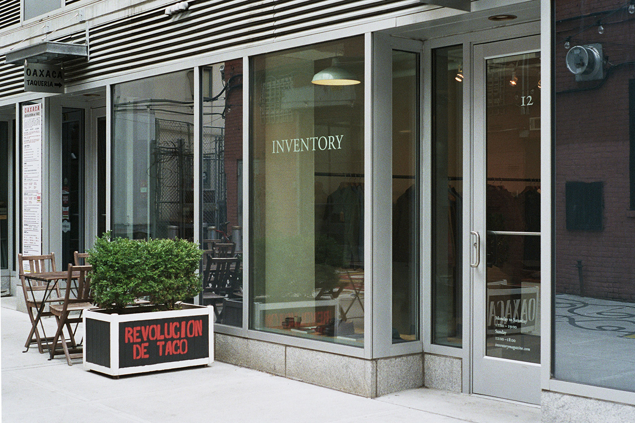 inventory open a new store in new york city