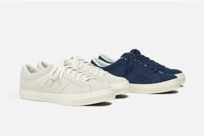 Inventory x Converse One Star Academy