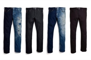 JAM HOME MADE x Fundamental Agreement Luxury Denim Collection