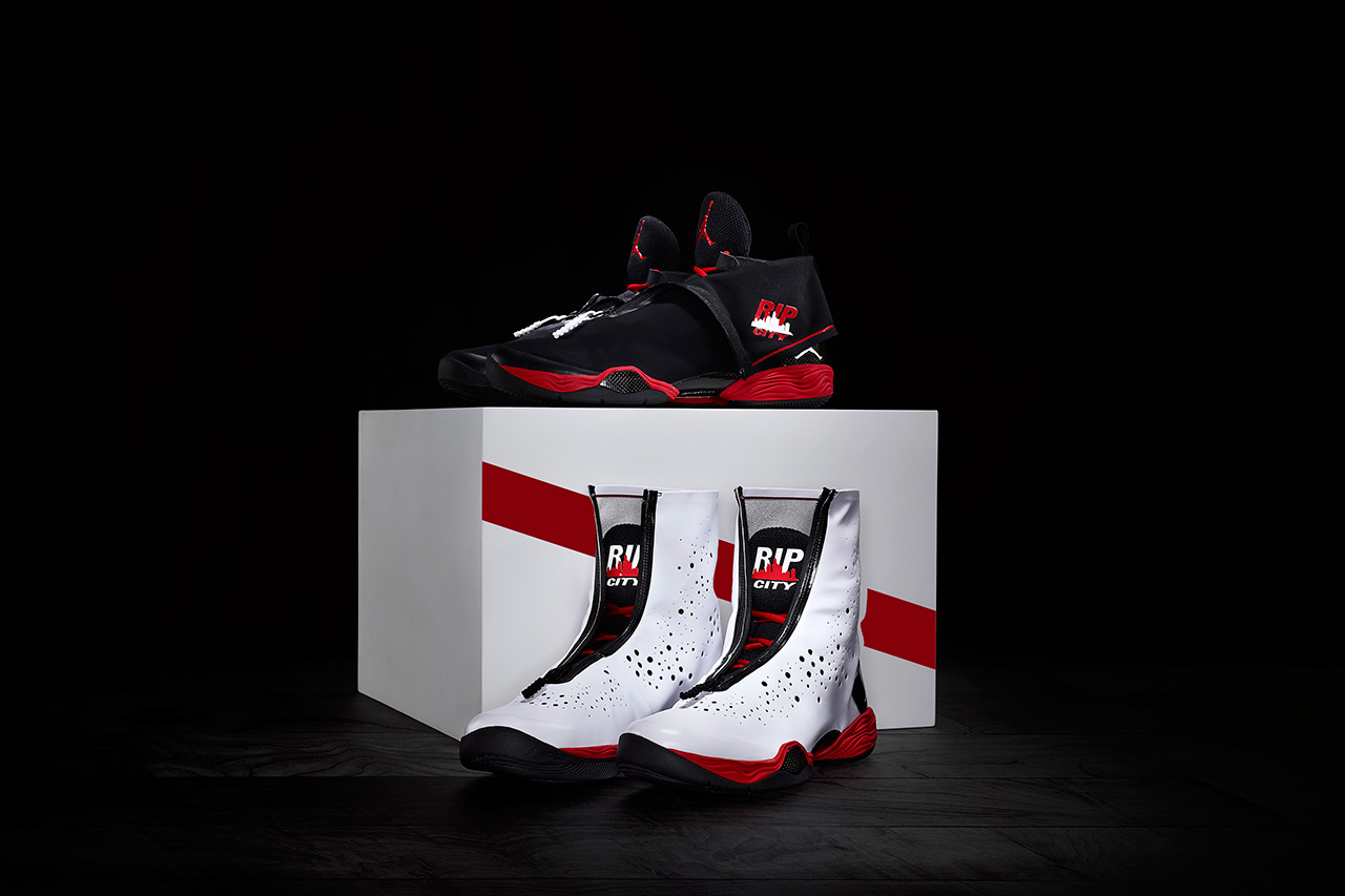 Jordan Brand Kicks Off the 2013 NBA Playoffs with New Player Exclusives