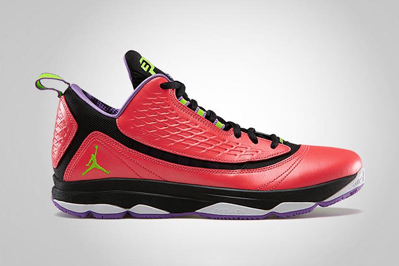 Jordan CP3.VI AE 2013 Spring/Summer Colorways