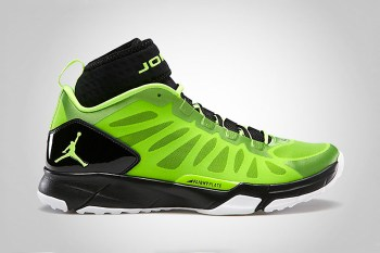 Jordan Trunner Dominate Pro Electric Green/Black