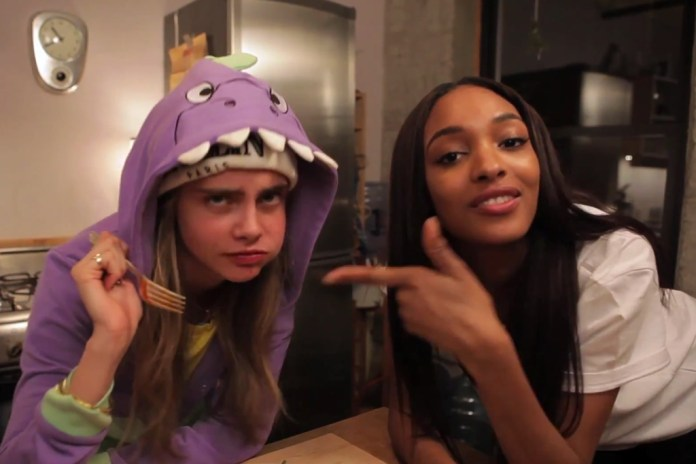 Jourdan Dunn & Cara Delevingne Star in the Season 2 Premiere of Well Dunn