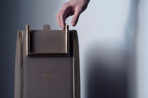 KAGE Trolley Suitcase by TSATSAS for Wallpaper* Handmade