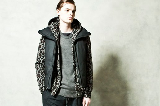 Kazuyuki Kumagai 2013 Fall/Winter Lookbook