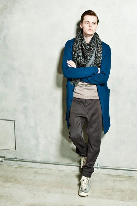 Kazuyuki Kumagai 2013 Fall/Winter Lookbook