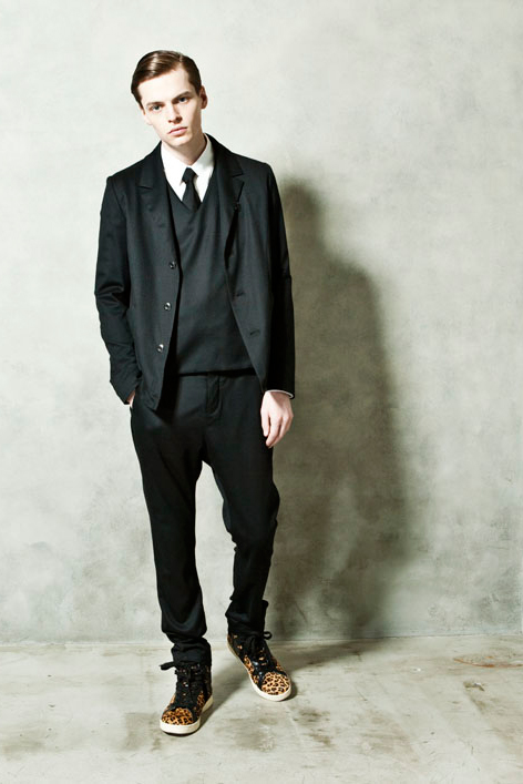 kazuyuki kumagai 2013 fall winter lookbook