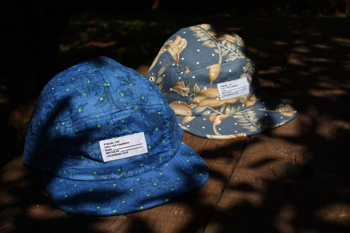 KICKS/HI x Publish 2013 Spring/Summer Cap Collection