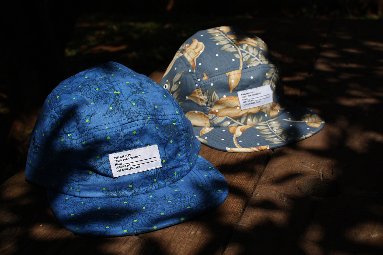 kicks hi x publish 2013 spring summer cap collection