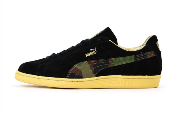 "KICKS LAB x PUMA First Round Lo ""Camo"""