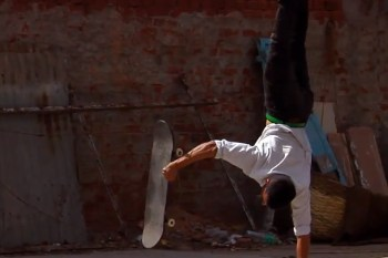 """Killian Martin's """"India Within"""" is the Most Epic Skate Video You'll See Today"""