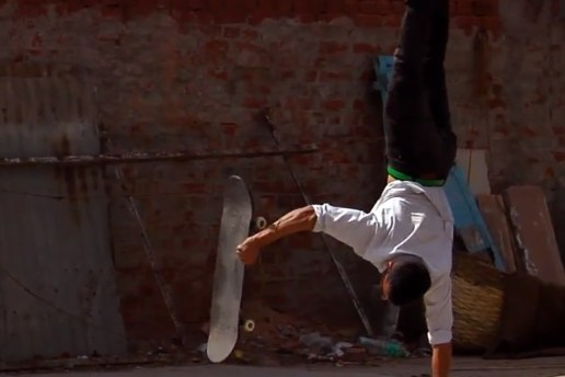 "Killian Martin's ""India Within"" is the Most Epic Skate Video You'll See Today"