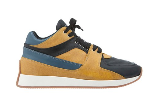 KRISVANASSCHE 2013 Fall/Winter Sneakers Collection