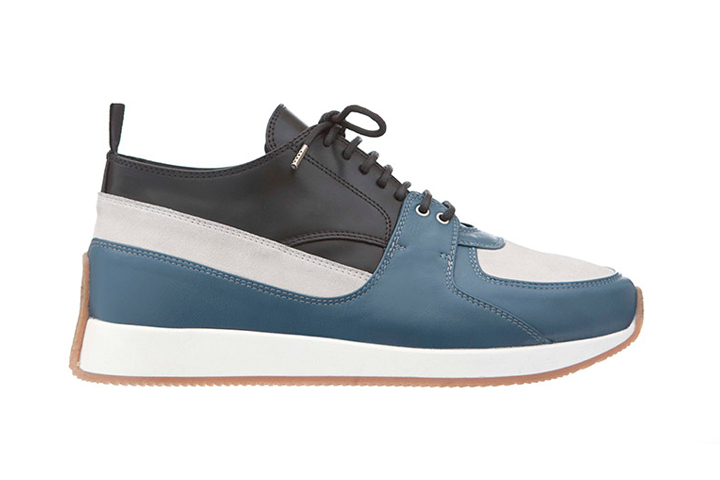 krisvanassche 2013 fall winter sneakers collection