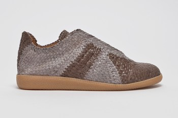 Maison Martin Margiela 2013 Spring/Summer Woven Replica Sneaker
