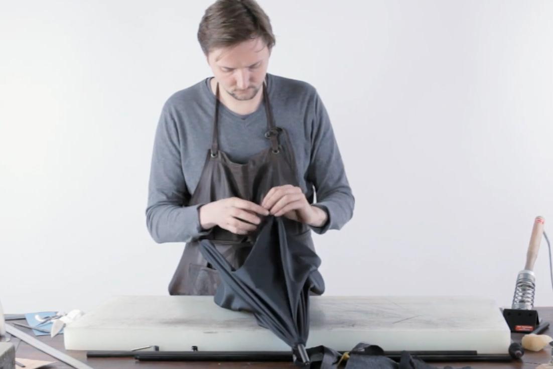 Making Umbrellas with Oliver Ruuger