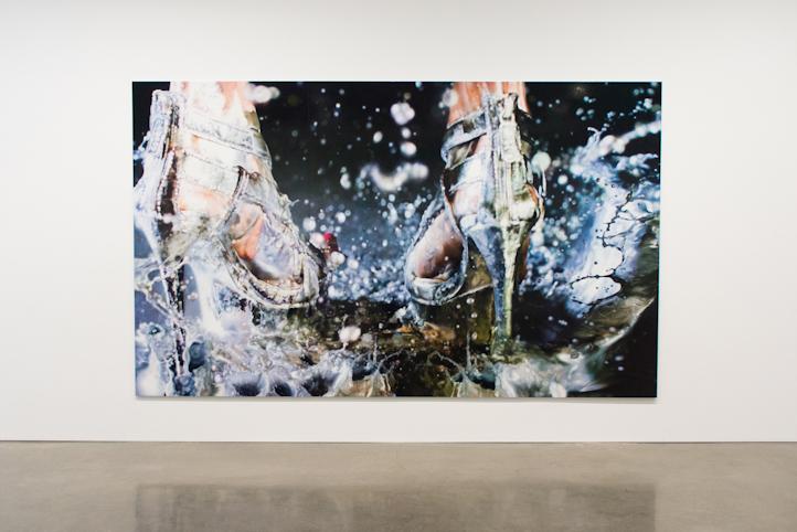 Marilyn Minter Solo Exhibition @ Regen Projects