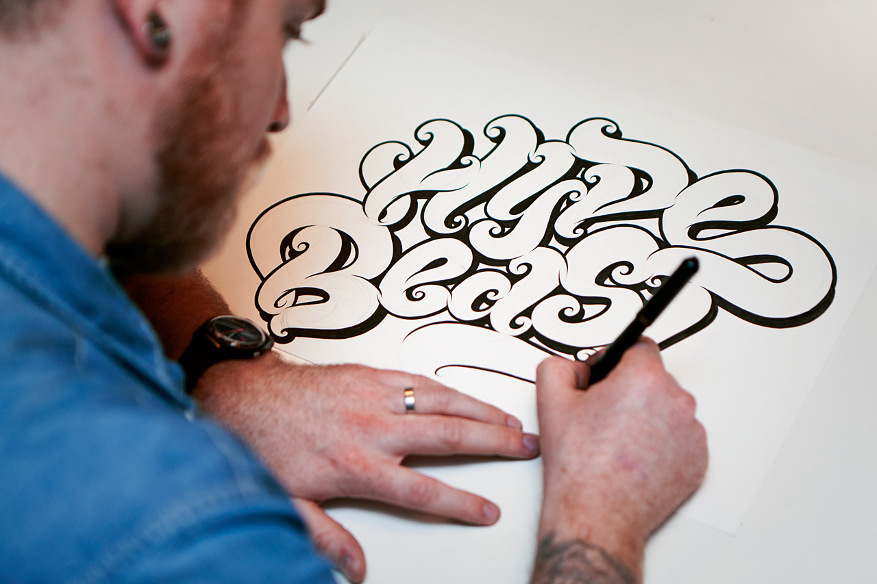 Pen & Paper: Mark Goss