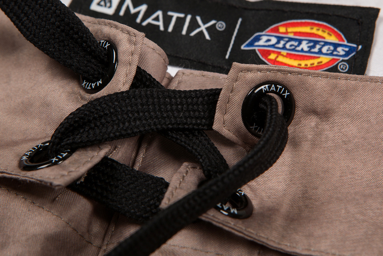 Matix x Dickies 2013 Spring/Summer Boardshorts Collection