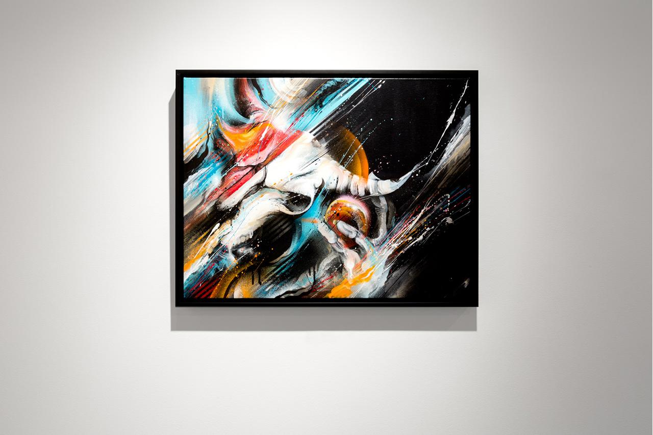 "MEGGS ""Heavenly Creatures"" Exhibition Recap @ Thinkspace"