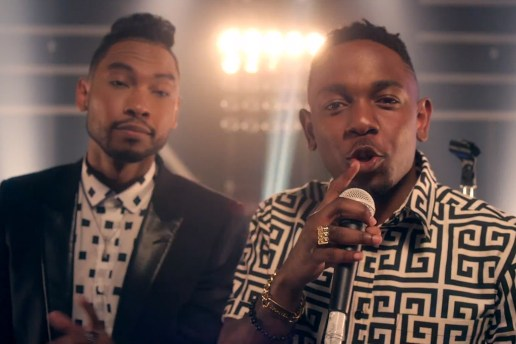 Miguel featuring Kendrick Lamar – How Many Drinks (Remix) | Video