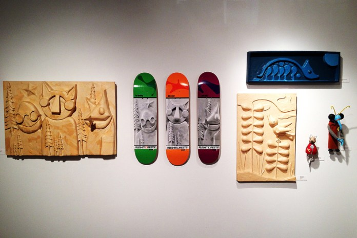 Mike Hill x Vans Syndicate Retrospective Exhibition Recap