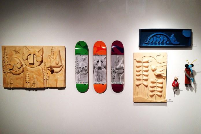 Mike Hill x Vans Syndicate Retrospective Exhibition Recap