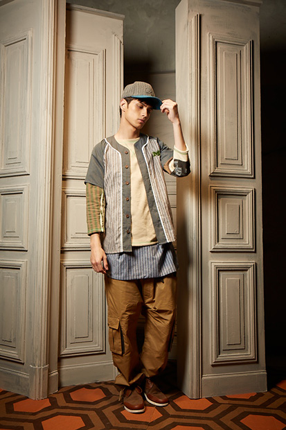 mischief 2013 fall winter mirrorrim lookbook