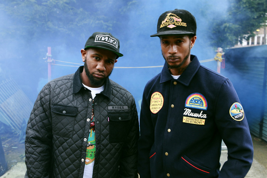 "Mishka 2013 Spring ""Grime"" Lookbook"